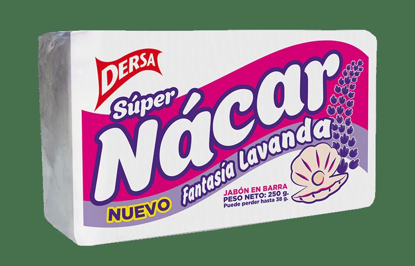 Jabon Barra Supernacar Neo